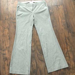 Loft gray trousers